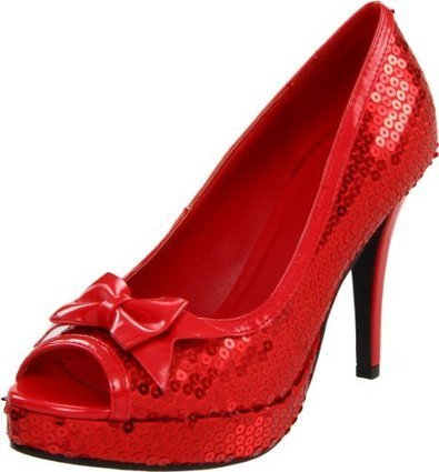 Ellie Shoes Women's 420-Dorothy Pump,Red,7 M US | Stylish You | Scoop.it