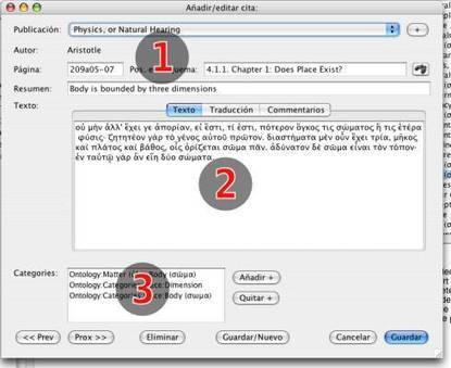 En la nube TIC: TextCite, freeware para organizar y comentar citas textuales de publicaciones para su uso en tus trabajos   Educación a Distancia (EaD)