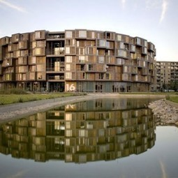 World's Coolest Dorms: 7-Story Circular Student Housing   Urbanist   Student Housing   Scoop.it