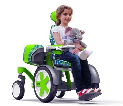 """Innovative NHS Children's """"Chair 4 Life"""" wheelchair debuts at Healthcare Innovation Expo 2013   wheelchair parts and accessories   Scoop.it"""