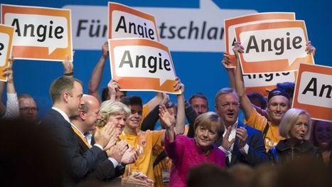 Les chantiers et les défis des quatre prochaines années d'Angela Merkel | Union Européenne, une construction dans la tourmente | Scoop.it