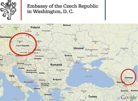 Czech Republic's Ambassador | Geography Education | Scoop.it