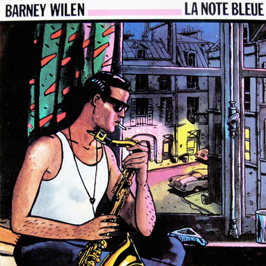 Barney Wilen album cover | Jazz and Draw | Jazz Plus | Scoop.it