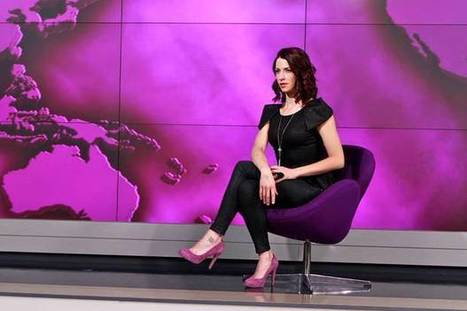 The Price Of Dissent: Abby Martin Gets Graphic Rape Threats From Chris Kyle Fans | Coffee Party News | Scoop.it