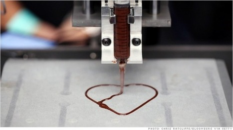 Hershey's to make 3-D chocolate printer   Usability   Scoop.it