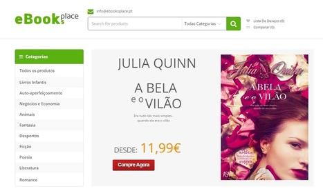 eBooksPlace foca-se nos livros digitais em Português   Books, Photo, Video and Film   Scoop.it
