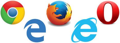 Dossier : le point sur les navigateurs web de Windows 10 | Freewares | Scoop.it