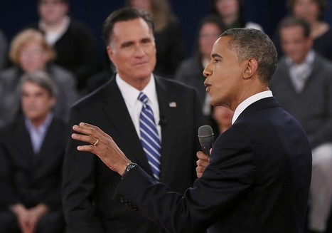 Working-family issues surface in Romney-Obama debate - MarketWatch | Working Mothers | Scoop.it