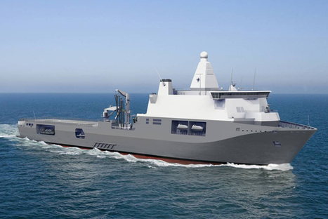 Dutch MoD announces sale of Joint Support Ship - News - Shephard | Zeemacht Nederland | Scoop.it