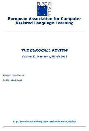EuroCALL Review | TELT | Scoop.it
