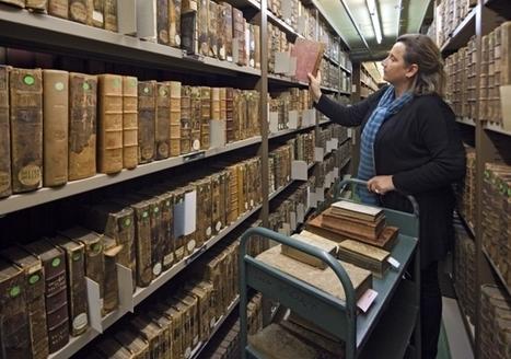 La fin des bibliothèques ? - Information - France Culture | Clic France | Scoop.it