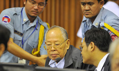 Khmer Rouge leaders 'had control over crimes' | Coveting Freedom | Scoop.it
