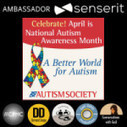 Join #NAAM2014 – Senserit Joins The Autism Society of America For National Autism Awareness Month | National Autism Awareness Month 2014 | Scoop.it