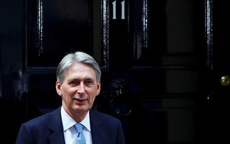 Chancellor dismantles key Osborne pledge to cut corporation tax   welfare benefits   Scoop.it