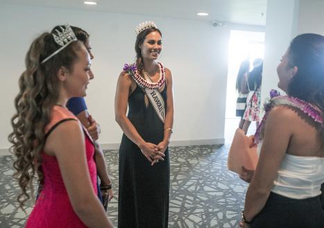 Miss Hawaii USA encourages Big Island pageant contestants   ❀ hawaiibuzz ❀   Scoop.it