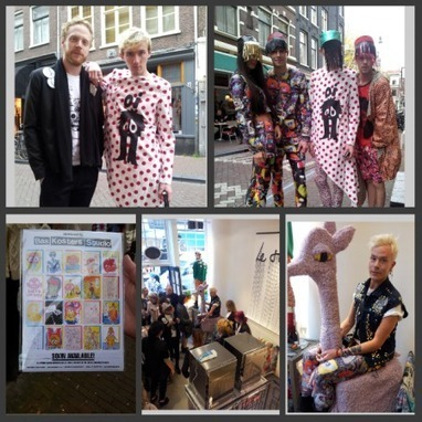 First Look: Bas Kosters Pop-up shop in Amsterdam : by Styling Amsterdam | By Styling Amsterdam Fashion Designers Models Trendsetters Daily Notes Agenda Guide Style Trends Magazine Calendar Planner News Fashion days and deals Celebrity styles | Scoop.it