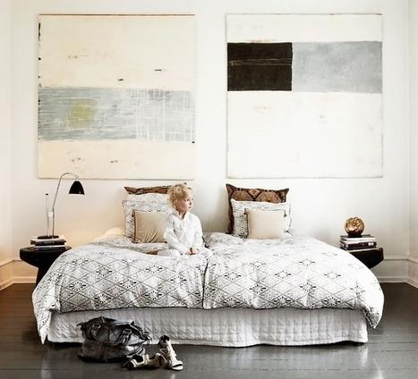 Stylish and elegant: a designer home | Décorations en tous genres | Scoop.it