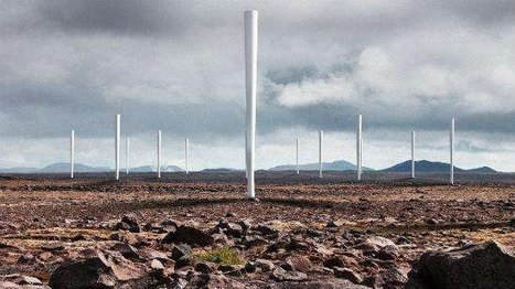 Revolutionaire windmolen zonder wieken - nieuws - Clickx | Personal picks | Scoop.it