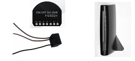 FGS221 et module à diodes pour gestion du Fil Pilote   DomoTic   Scoop.it