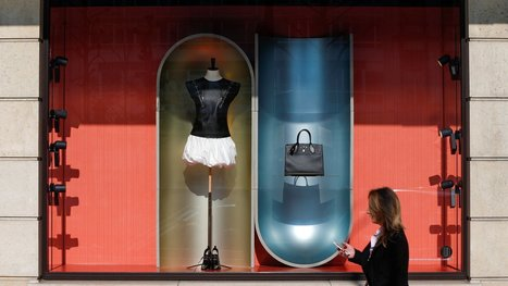 Luxury brands turn to in-store tech to boost fashion retail | The Internal Consultant - Travel Retail | Scoop.it