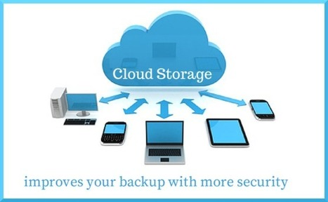 How does Cloud Server improve your Backups and Security?   Cloud, Telecom, and Internet   Scoop.it
