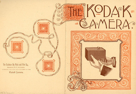 The Triumph of Kodakery: The Camera Maker May Die, But the Culture It Created Survives | Vintage Snapshots | Scoop.it