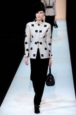 Giorgio Armani Fall 2013 Collection Milan Fashion Week | Online Beauty Tips | MFW | Scoop.it
