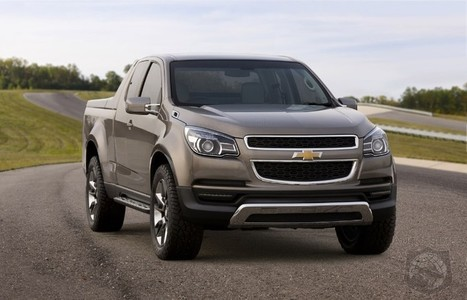GM Recalls 145,000 Trucks For Missing Hood Latches - AutoSpies Auto News   Concept Cars, and new arrivals   Scoop.it