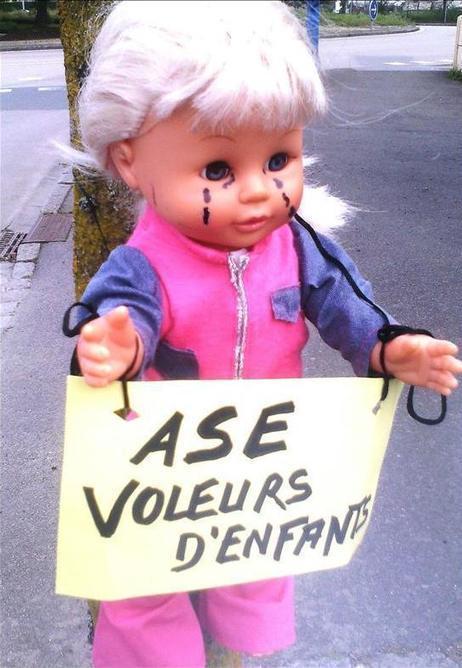 OPÉRATION POUPÉES PARTOUT EN FRANCE | Placement abusif d'enfant en France | Scoop.it