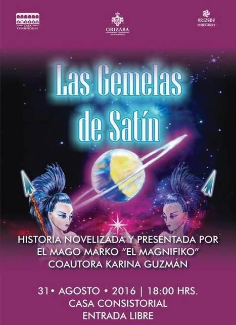 Las gemelas de satín en Casa Consistorial Orizaba, Veracruz | Asómate | Educacion, ecologia y TIC | Scoop.it