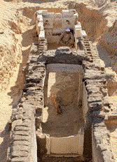 Et s'ouvre la tombe du pharaon oublié | Égypt-actus | Scoop.it