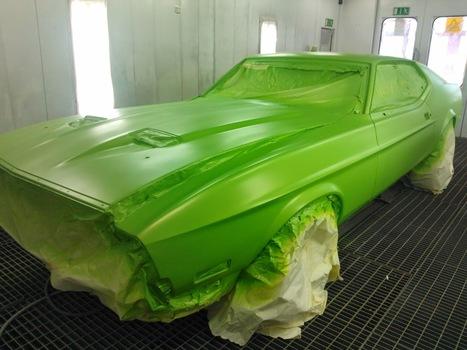 Sanna-Marin blogi: Mustangin edistymisestä sekä BMW | Pintakilta Original | Scoop.it