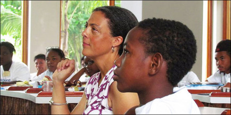 Former Professor, Alumni Empower Belizean Youth with Communication Skills | Belize in Social Media | Scoop.it