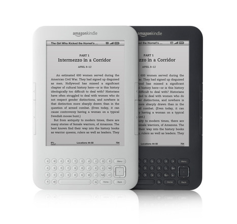Amazon's Kindle MatchBook service: A match made in e-book heaven? | EBooks & Libraries | Scoop.it