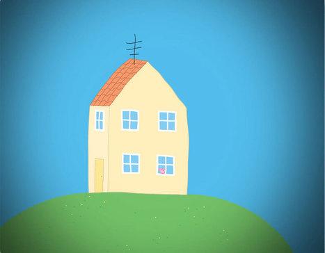 Rooms of the house :: Peppa Pig  #englishforkids #esl #kinder | Asambleas | Scoop.it