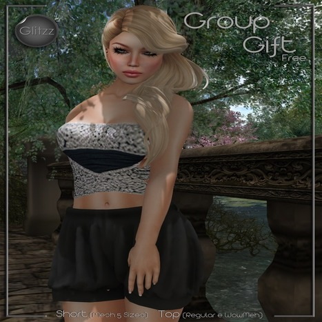 THIRD LIFE: GLITZZ - GROUP GIFT | Meri - first and second life aggregator | Scoop.it