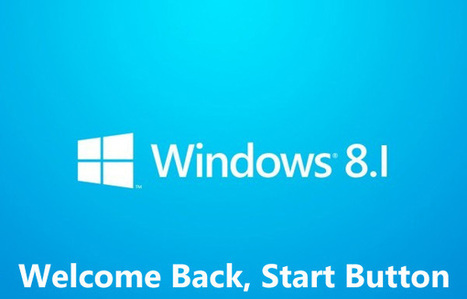 Microsoft Announces Long Awaited Update to Windows 8   GG Group IT Solutions   Scoop.it