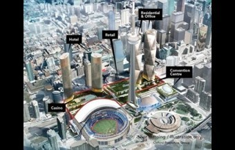 A new major redevelopment plan for Toronto by Foster | The Architecture of the City | Scoop.it