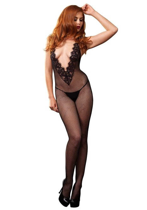 Leg Avenue Fishnet halter bodystocking | Tights, Stay Ups, Hold Ups Sexy Tights | Scoop.it