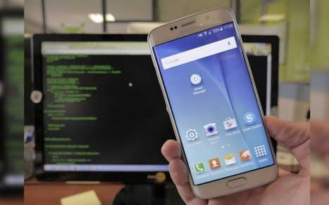 Tutoriel Galaxy S6 – 12 astuces pour le Galaxy S6 et S6 Edge | Au fil du Web | Scoop.it