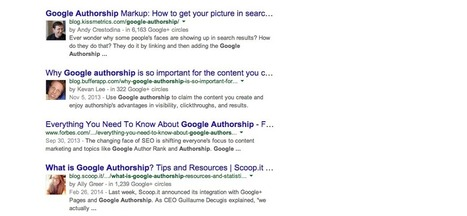 Why Your Content Strategy Must Include Google Authorship - Moveable Online | B2B content marketing | Scoop.it