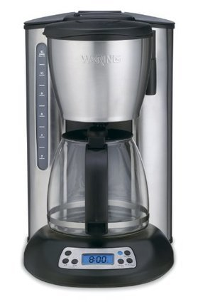 Waring Coffee Maker CMS120, Discount 73% Off, Silver Coffee Maker, Waring CMS120 Professional 12 Cup | Zone Discounts - Amazon Discount Finder | Scoop.it