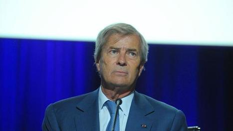 Vincent Bolloré réorganise Canal + | TV CONNECTED WEB | Scoop.it