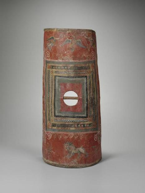 3 Kinds of Ancient Roman Shields | Made From History | Cultura Clásica | Scoop.it