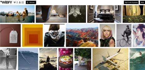 Twibfy - Visual Inspiration | Web 2 | Scoop.it
