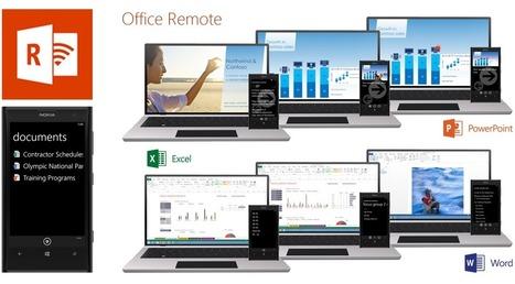 Office Remote - Microsoft Research | Onderwijs, ICT, Internet | Scoop.it