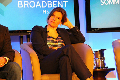 "Economist Mariana Mazzucato: Basic income is a ""basic right"" 