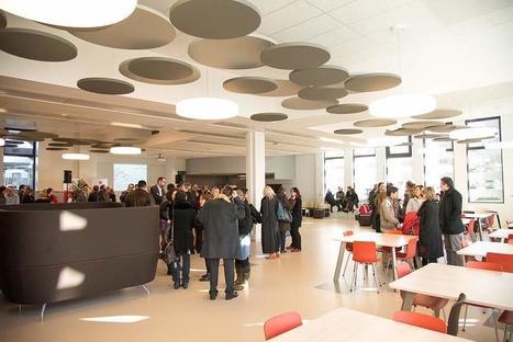 Université de Poitiers - La Ruche : un espace innovant et original sur le campus de Poitiers | Bibliothèques en évolution | Scoop.it