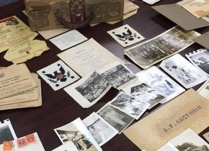 Box of World War II-era photos and love letters finds its way home - AOL News | World at War | Scoop.it