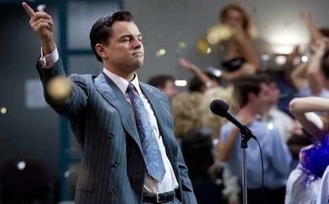 Vidéo : Le Loup de Wall Street sans effets spéciaux | To Art or not to Art? | Scoop.it